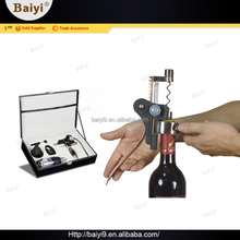 Professional Barman Wine Tool Kit Opener Rabbit Style Bottle Corkscrew