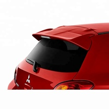 CZJ FOR MITSUBISHI MIRAGE 2014+ CAR REAR SPOILER WITH LED
