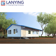 one bedroom modular homes Simple prefab steel building prefabricated light steel frame house