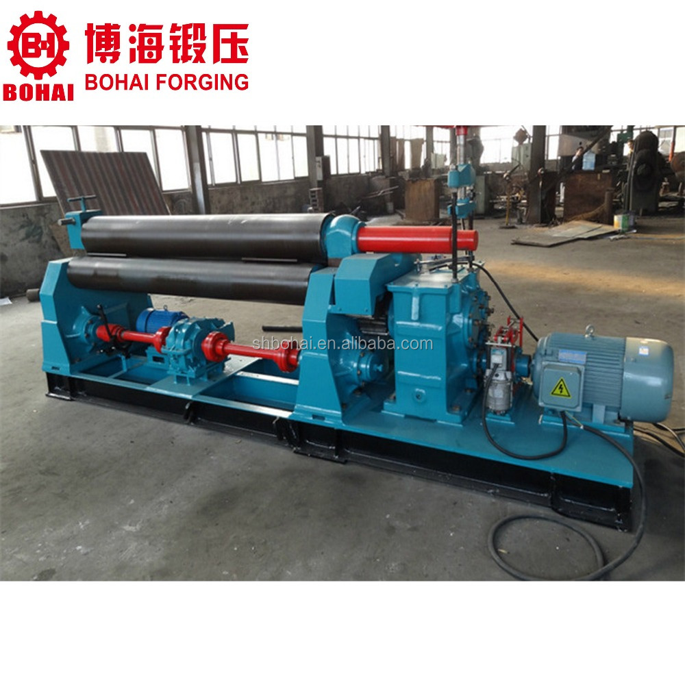 factory direct sale W11 8 x 2500 MECHANICAL 3 ROLLER SYMMETRICAL <strong>ROLLING</strong> <strong>MACHINE</strong>