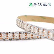 2018 New products 5v 120 pixel IC inside programmable led tape light RGB 5050 led strip