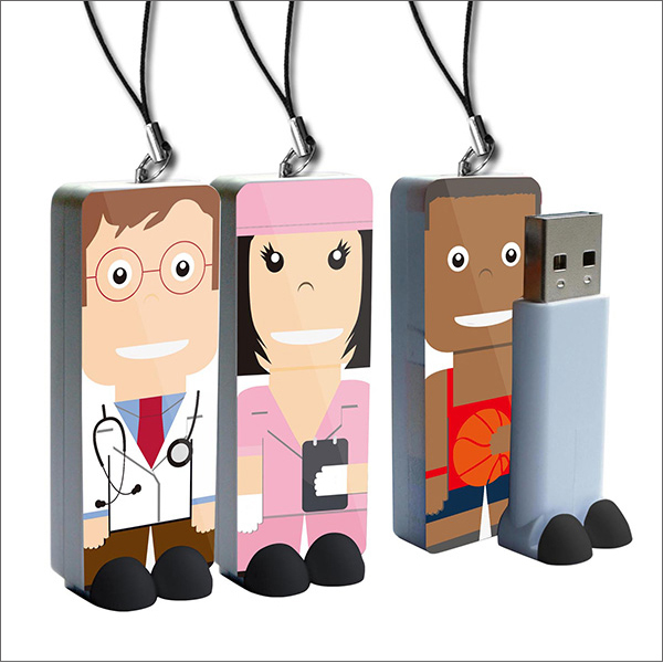 2016 new model christmas gift 1 dollar usb flash drive