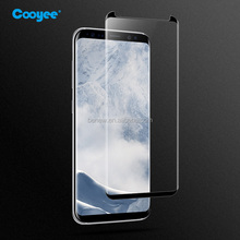 3D Tempered Glass Screen Protector Minified Case Friendly for Samsung Galaxy S8