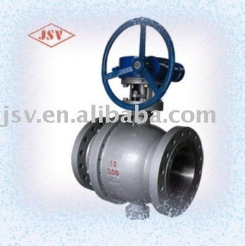 API Flanged Fixed Ball Valve