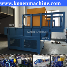 shredder machine for waste plastic bags lldpe ldpe pe pp film