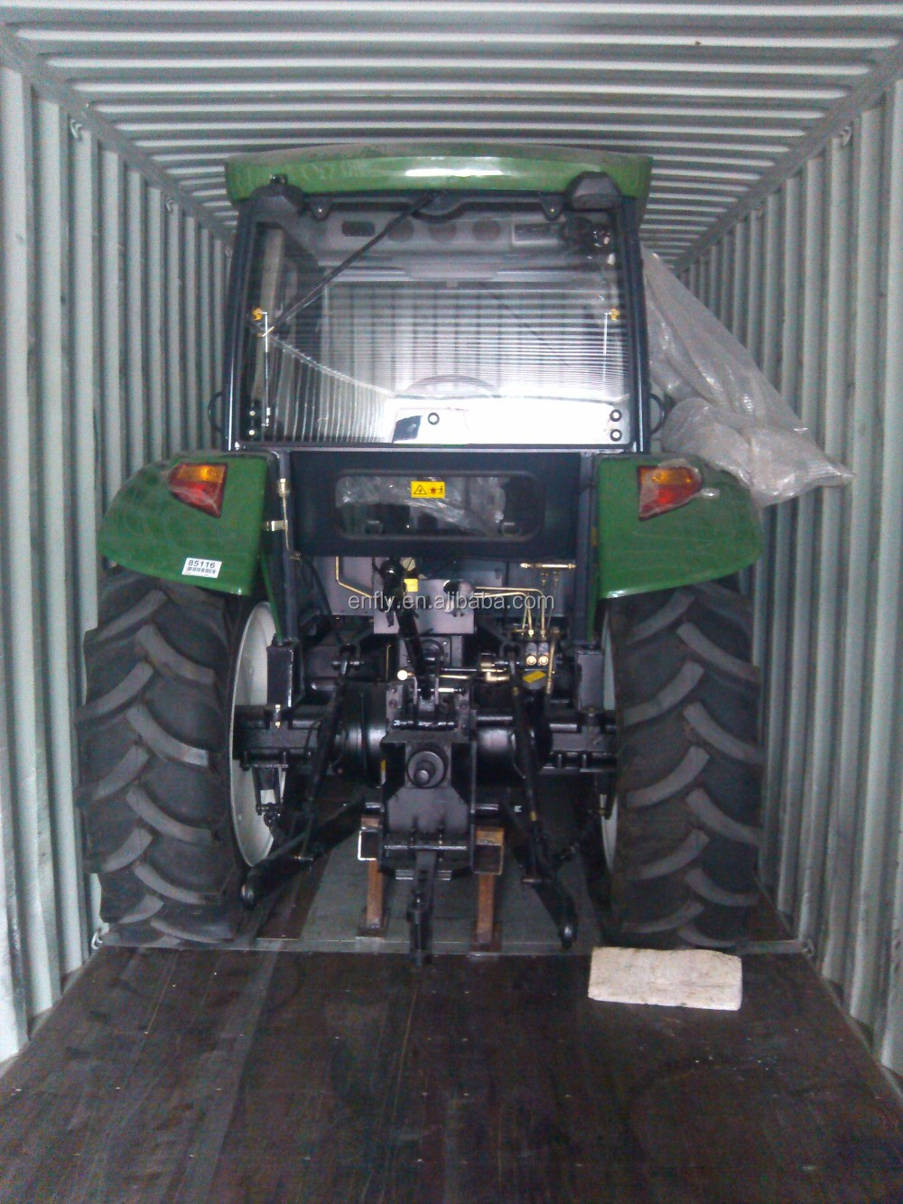 Hot Sale in Malaysia! ENFLY tractor DQ904 90hp 4WD, wheel tractor, farm tractor