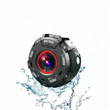 Fashion design wireless mini dv sport cam 4k underwater action camera waterproof