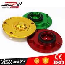 Motorcycle Dirt Pit Bike CNC aluminum Alloy Spart Parts red fuel gas petrol tank cap For S1000RR S1000R