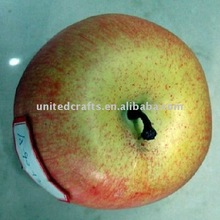 2011 Hot-Selling Most Popular Natural artificial fake apple fruit