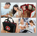 New Product Medical First Aid Kit Bag/First Aid Survival Kit For Outdoor Camping Hiking Home Workplace
