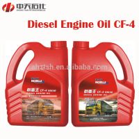 automotive lubricants motor oil 20w50 diesel engine oil API CF-4 engine lubricant oil