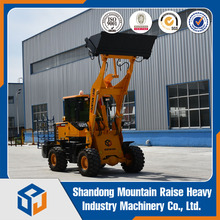 Chinese Manufacture New Hydraulic Pilot Control Quick Hitch Wheel Loader