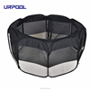 Animal Playpen for Pets with Pop up Mesh Kennel Fence Tent Soft Sided Cage Tent for Pets