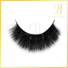 china suppliers the beauty horse hair lashes private labeling