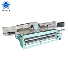 Gen4 head uv flatbed and roller printer