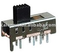 2P3T slide switch SS-23E05