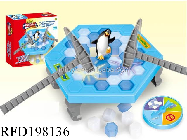 Kids games <strong>toy</strong> educational <strong>toys</strong> happy penguin break ice game