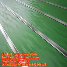 E0 E1 glue eco Slot MDF/ Plain/Wood Veneer/PVC /HPL/UV/Melamine Laminated MDF and HDF Board