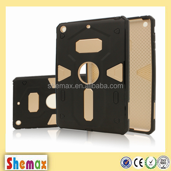Top-selling TPU+PC hybrid armor tablet case for iPad 2