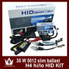 High quality 35w hid ballast kit h4 moving hid bulb
