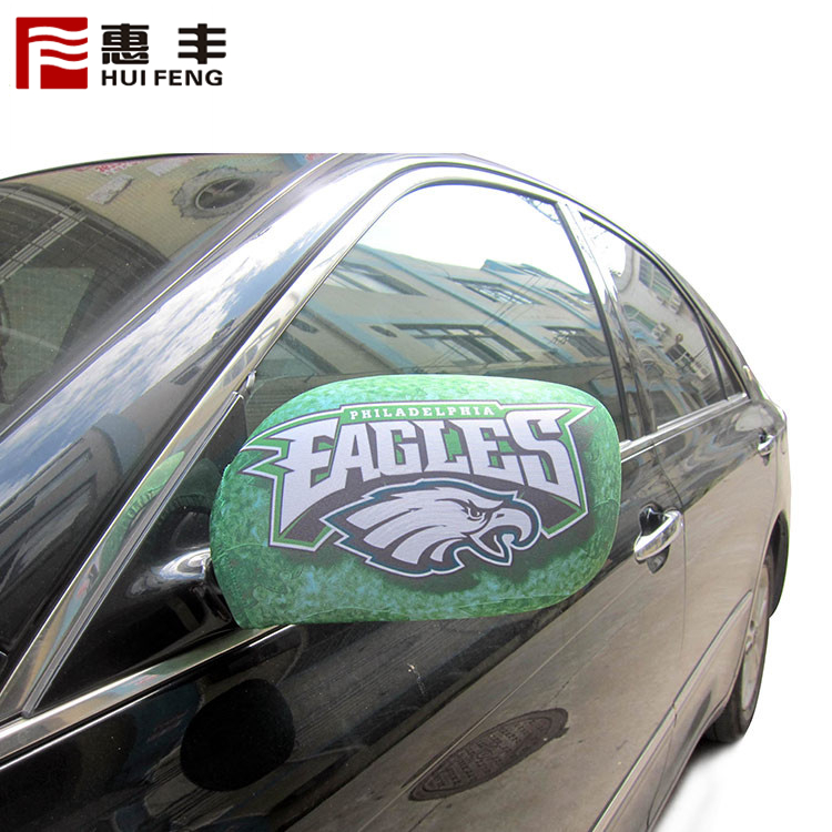 Custom Printed Country Flag Car Mirror Flag