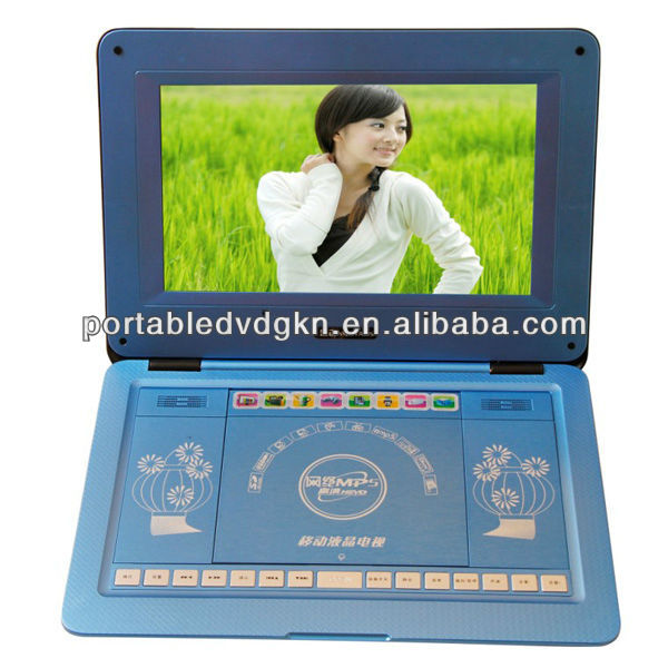 10 inch dvd/portable dvd/game/FM/TV evd player
