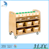 Promotional kindergarten used montessori children wooden furniture