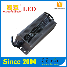 2 years warranty for CCTV short circuit DC12V/24V 100W led driver with CE ROHS