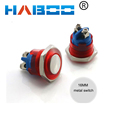 16MM smart switch screw type Momentary push button switch
