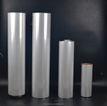 China supplier 75gauge multiple extrusion Polyolefin POF shrink wrap film