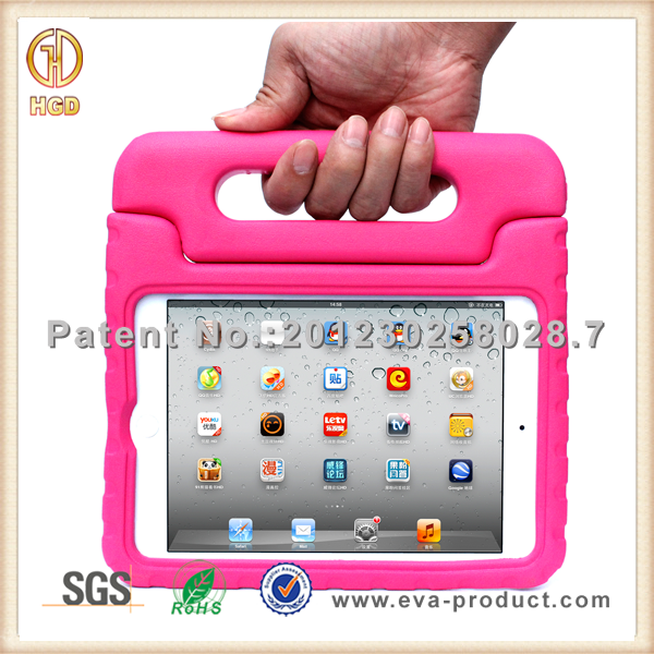 Kids Shockproof Super Protective Handle Stand Cover Case for Apple iPad Mini 4
