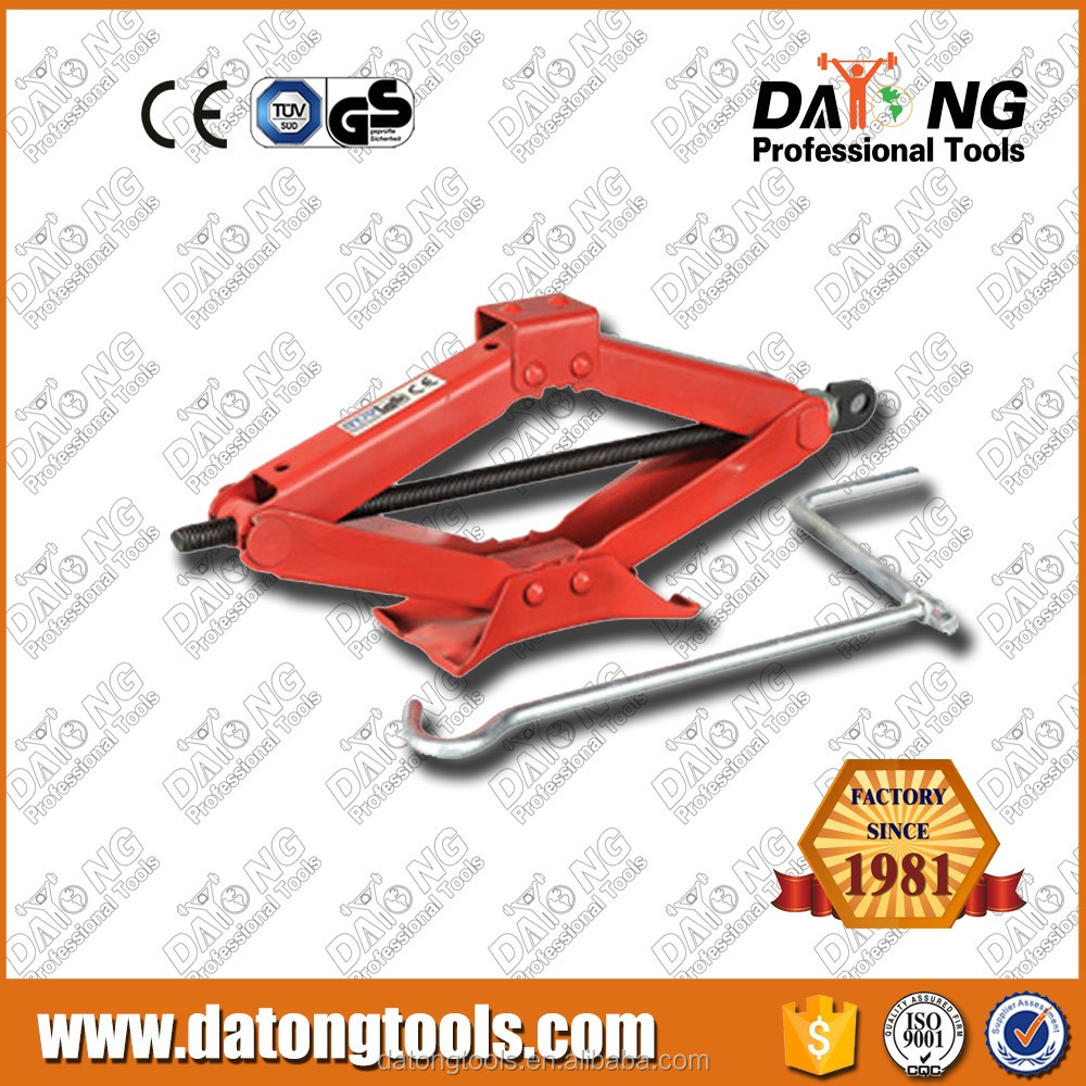 1.5Ton Mini Scissor Jack Manual Car Jack For Repair