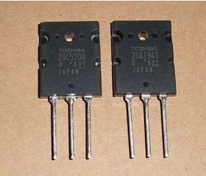 audio amplifier transistor 2SC5200 TO247