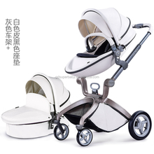 High quality HOT MOM multifunctional baby stroller 3 in 1 (2 in 1)