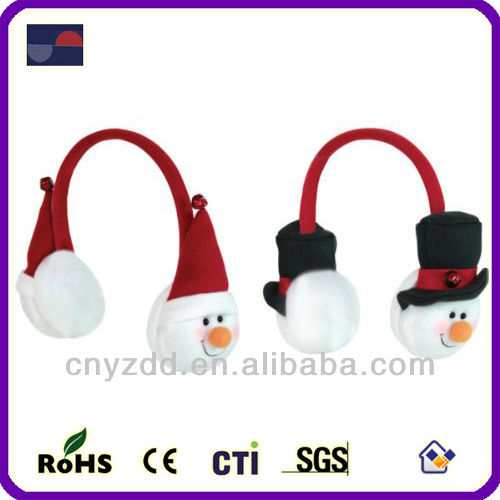 Christmas Earmuff / Plush Earmuff for Kids