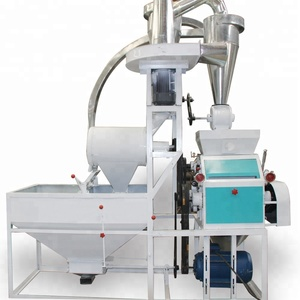 industrial factory supply small scale wheat flour mill machine price