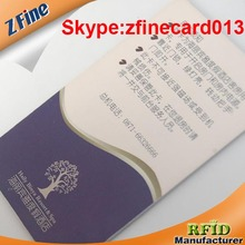 Cheap Printed PVC 13.56MHz Mifare 1K S50 4K S70 Desfire Smart Card