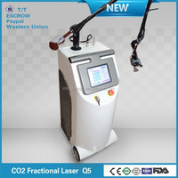 SUPER machine ML CO2 Fractional laser scar removal/eye wrinkles removal