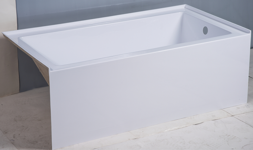 Soaking Tubs Lowes 60 X30 Cupc Upc Acrylic Integral Skirt Portable