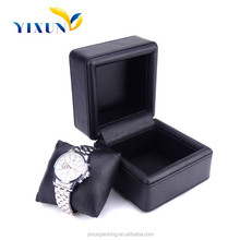 High Quality Wholesale Velvet Watch Display Travel Box Case
