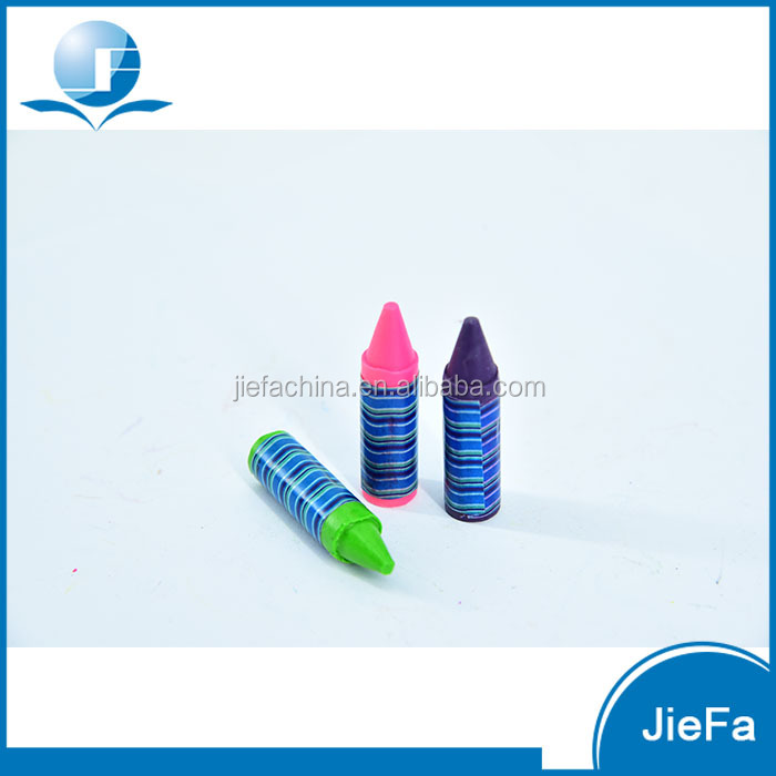 Factory Wholesale Jumbo 12 Color Wax Crayon for Kids