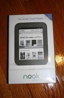 BARNES&NOBLE Nook SimpleTouch WiFi BRAND NEW&SEALED!!