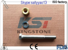 Stainless brass nut usefor High Pressure Tri Clamp 3A Approved
