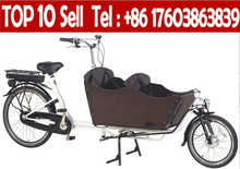 Hot sale China used cargo tricycle with cabin for adult