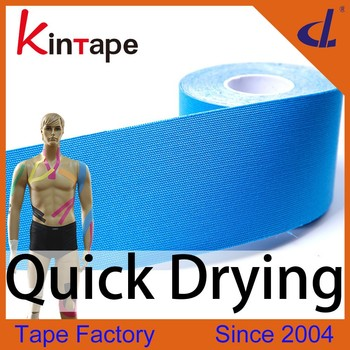 Quick-drying Cotton Kintape Roll - Kinesiology Tape