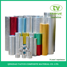 Import Cheap Goods From China Aluminum Foil Laminated EPE Foam Heat Resistant Building Material