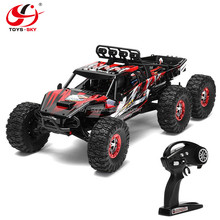 new products 2018 1:12 scale FY06 2.4G 6WD RC Rock crawler toy truck