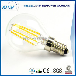China professional LED lamp 3W filament led bulb alibaba express/ halogen/bayonet bulb