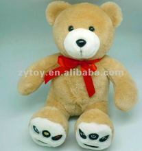 Lovely plush mp3 music player teddy bears