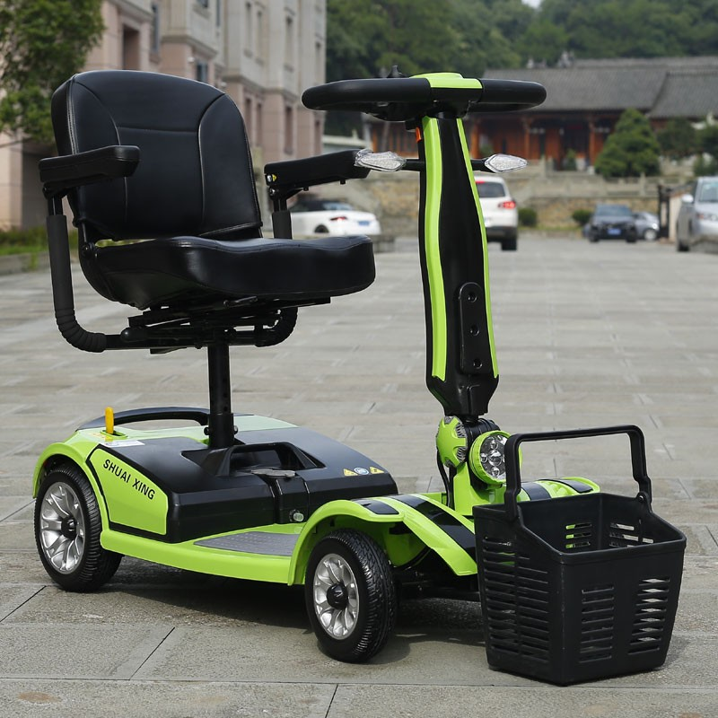 cng cce 3 four / 4 three-Wheel electric used scooters italy